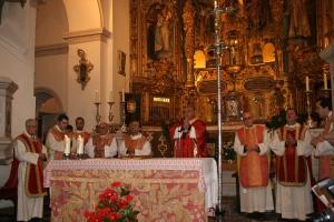 La Iglesia española secunda a Monti