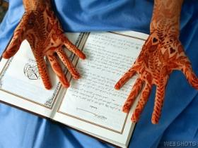 Picture of Henna Tattoo Reactions - WebMD