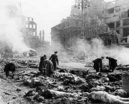 Dresden, tormenta de fuego