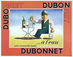 Dubo... Dubon... Dubonnet