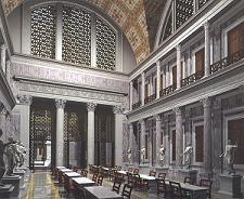 Bibliotecas romanas