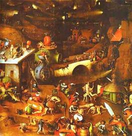 Doctrina sobre el infierno