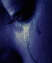 Diluidas en lágrimas se van