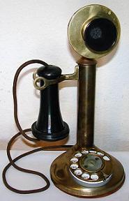 El teléfono de bolsillo