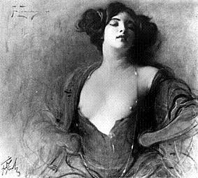 La figura de la prostituta