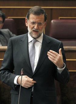 Rajoy, meteorólogo