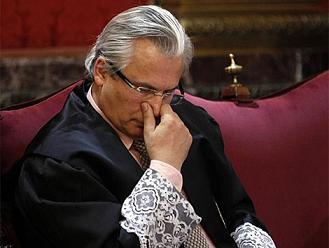 La sentencia de Baltasar Garzón