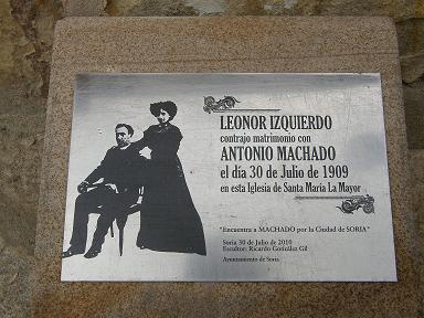 Carta de Machado a la muerte de Leonor