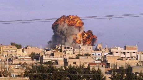 La que se puede liar en Siria