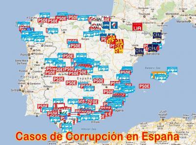 Asco de corrupción