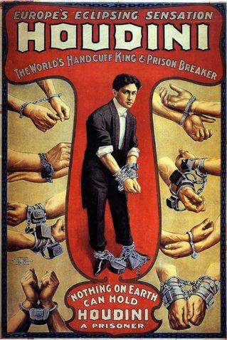 Lovecraft negro de Houdini