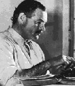 Hemingway: muy personal